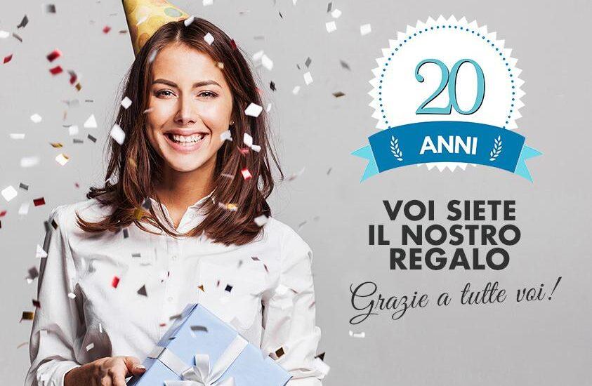 20 ANNI DI SALON SERVICE!